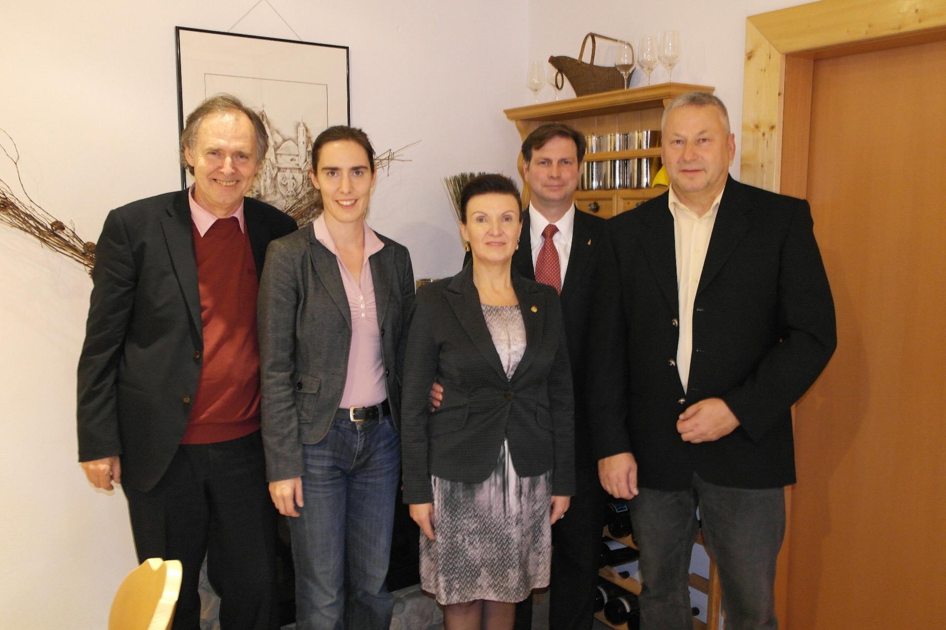 Familie Habsburg-Lothringen mit Oberst Struger 2014