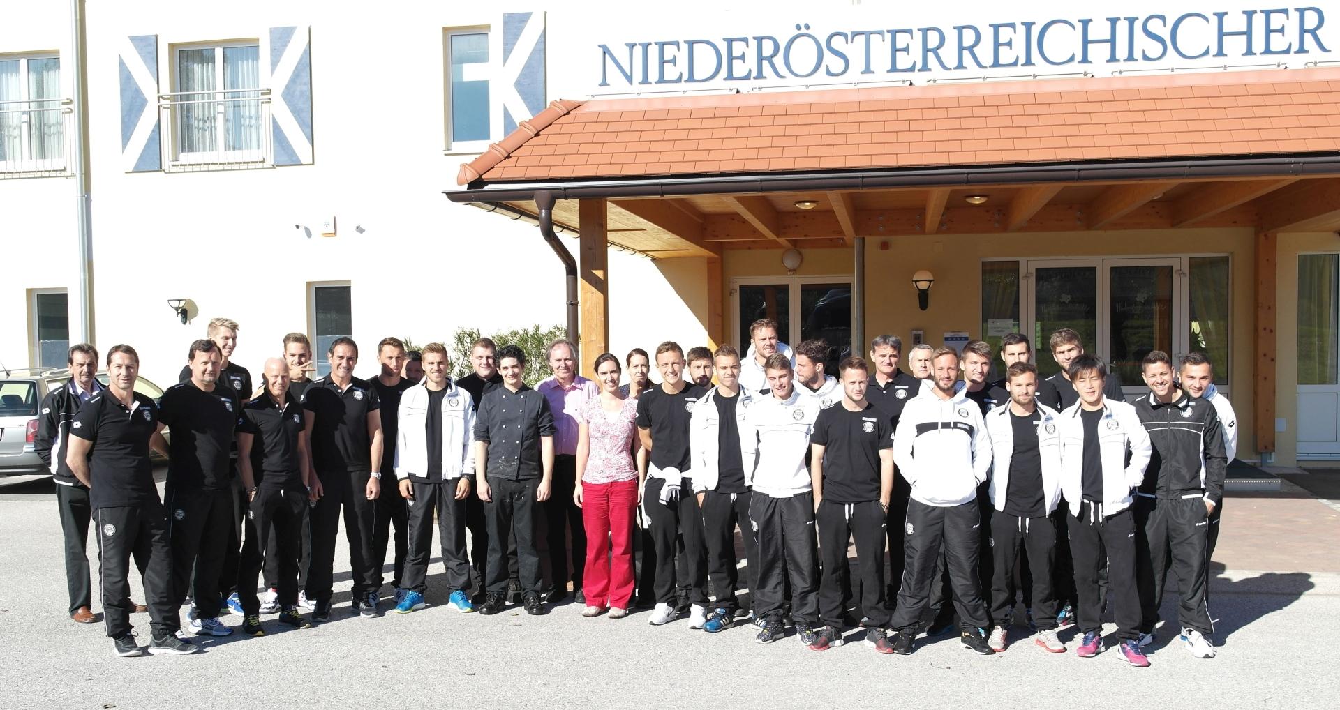 Fussballverein SK Sturm Graz 2014